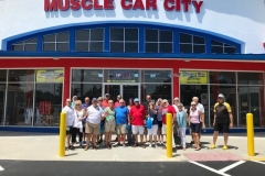 Muscle Car Caravan 6-2018